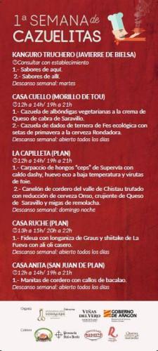 Cazuelitas 22 y 27 mayo 3-3